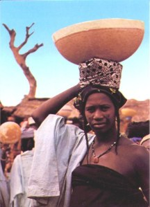 a northern nigerian woman