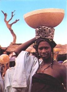 a northern nigerian woman
